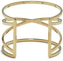 Vince Camuto Double-V Cuff Bracelet