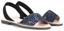 Del Rio London Glitter sandals