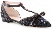 kate spade new york Becca d'Orsay Ankle Strap Flat
