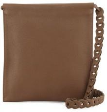 the Row Large Calfskin Leather Medicine Pouch Bag