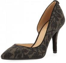 MICHAEL Michael Kors Nathalie Flex Beaded High-Heel Pump