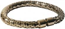 One Kings Lane Vintage Mesh Snake Bracelet