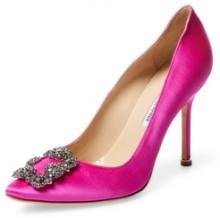 Studded Hangisi High Heel Pump